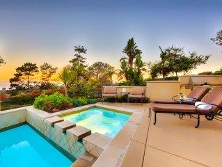 Stunning Villa w/ Private Pool & Phenomenal Ocean Views
