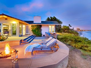 20% OFF thru FEB - Beautiful Oceanfront Home w/ Sweeping Whitewater Views