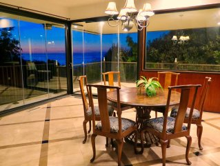 Great Family Home w/ Ocean Views & Hot Tub!