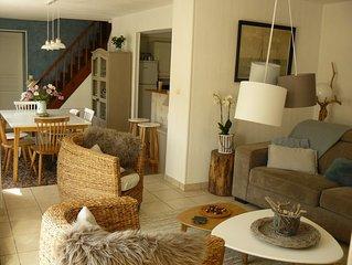 Dieppe * Maison 6/8 personnes à 700 m de la plage de Puys - Calme et charme