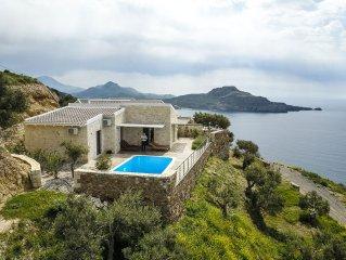 Ein Ferienhaus zum Traumen auf Kreta, dass trifft fur das Ferienhaus Plakias Ona