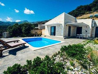 Kreta, Traumen und Erholung pur, dass ist das Motto von diesem neuerbauten Ferien