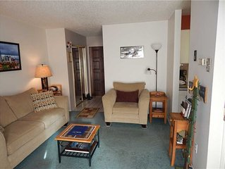 Roomy 1 bedroom rental across from Club Meadow Ridge with updated interior desi