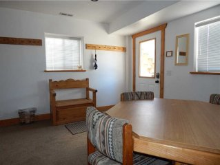 Lodgepole Home: 3 BR / 4 BA private home in Fraser, Sleeps 10