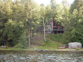 Lakefront, Quiet, Private Beach, Perfect for Families, Wireless Internet