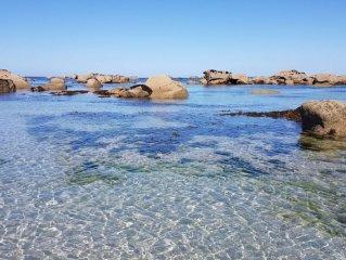 Un havre de paix avec Spa à 2 pas de la plage