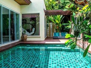 Phuket Plage Karon: House / Villa - Phuket - Plage Karon