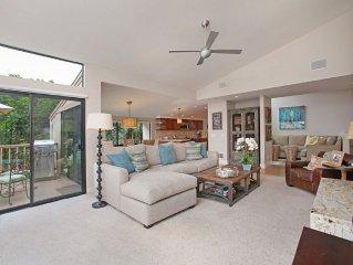 Resort Living In Oceanfront Complex!