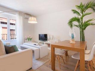 Home Club Fuencarral II - Dos Habitaciones Piso, Capacidad 4