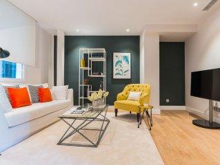 Home Club Alcala III - Dos Habitaciones Piso, Capacidad 4