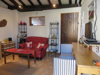 Rustic gite in rural village 25 minutes south of Carcassonne