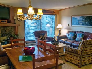 BC West #C-3: Deluxe 2BR Condo w/ FREE Skier Shuttle, Heated Pool, Hot Tubs