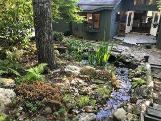 Connestee Mountain Retreat -'Camp W'