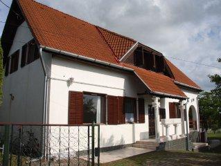 FerienHaus mit grosser Terrasse