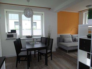 2-Raum-Wohnung - Ferienwohnung Sirene 01 im Ostseebad Binz auf Rugen