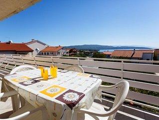 Ferienwohnung in ruhiger Lage mit Balkon