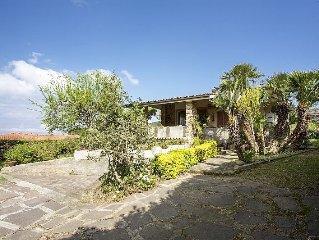 Very comfortable villa for 8 persons, nearby Portoferraio