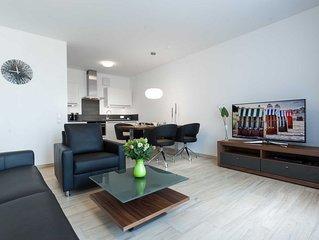 2-Raum-Wohnung - Ferienwohnung DunenResort 27 im Ostseebad Binz auf Rugen