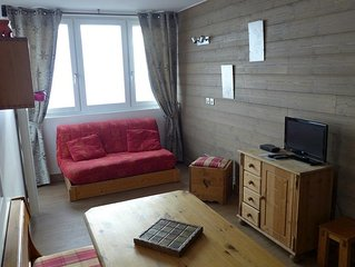 Val Thorens Arcelle 3 persons studio