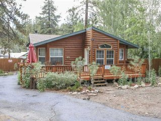 Fawnskin Cabin - Fun and relaxing cabin with premium amenities!