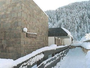 Holidays to the slopes. Pra-Loup 1600