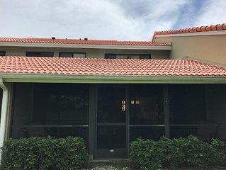 3BR/3BA Patio Home - PGA National
