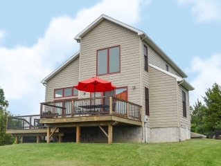 Seneca Knoll:'Gorgeous Custom-built Home with Seneca Lake Views'