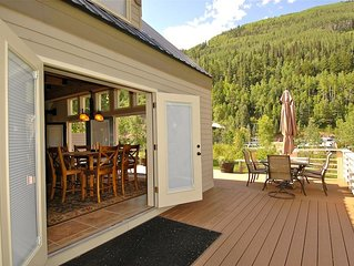 Viking Lodge 100A - 900sf Riverfront Deck, Feels Like A Private Home! Pool, Hot