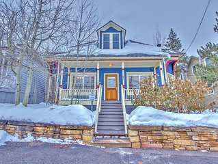 Charming VRBO Home a few blocks walk to Main Street and Town Chair Lift!