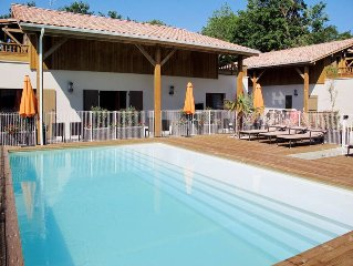 Apartment Les Rives du Lac  in Lacanau, Aquitaine - 6 persons, 2 bedrooms
