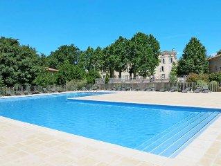 Ferienwohnung Res. Le Chateau de Jouarres  in Azille, Languedoc - Roussillon - 4