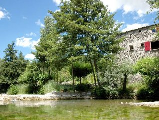 Vacation home Hameau des Crottes  in Viviers, Ardeche - 5 persons, 2 bedrooms