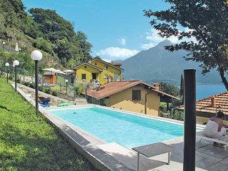 Ferienwohnung Casa Viola  in Gravedona (CO), Comer See - 4 Personen, 2 Schlafzim