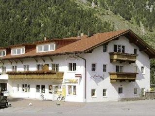 Wirtlerhaus in Bichlbach  in Lechtal - 6 Personen, 2 Schlafzimmer