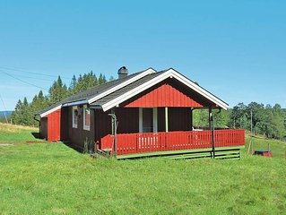 Vacation home in Hornnes, Southern Norway - 5 persons, 3 bedrooms