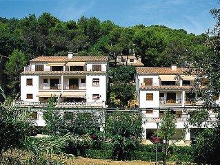 Apartment S'Esquirol  in Sa Riera / Bagur (Gerona), Costa Brava - 7 persons, 2