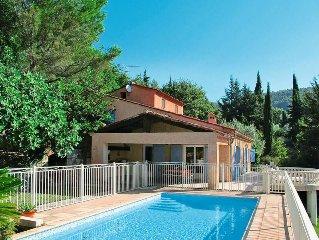 Ferienhaus Villa La Sorella  in Seillans, Cote d'Azur Hinterland / Var - 8 Perso