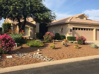 Close To Clubhouse, Mountain Views In Beautiful Saddlebrooke AZ!