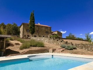 Restored Villa - Country House - Priest's House, Umbria/Tuscany borders