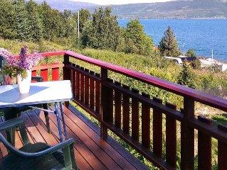 Ferienhaus Troms  in Hansnes, Nordnorwegen - 5 Personen, 2 Schlafzimmer