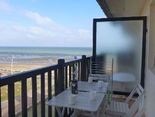 Ferienwohnung Les Normandieres  in Cabourg, Normandie - 4 Personen, 1 Schlafzimm