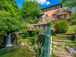 Apartment Giallo  in Loro Ciuffenna, Florence Countryside - 8 persons, 3 bedroo