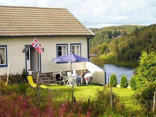 Vacation home Lyngdal  in Lyngdal, Sorlandet - 6 persons, 2 bedrooms