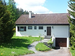 Vacation home Sonnenbuhl  in Dittishausen, Black Forest - 4 persons, 2 bedrooms