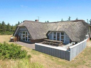 Ferienhaus Blavand  in Blavand, Sudliche Nordsee - 10 Personen, 5 Schlafzimmer