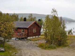 Ferienhaus Billefjord  in Billefjord, Nordnorwegen - 5 Personen, 2 Schlafzimmer