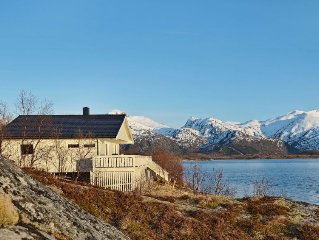 Vacation home Lofoten  in Laukvik, Northern Norway - 5 persons, 3 bedrooms