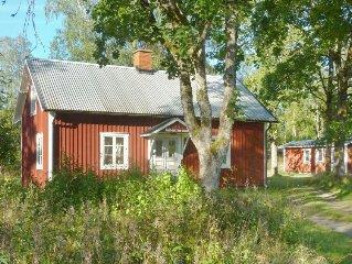 Vacation home Vislanda  in Vislanda, Kronoberg - 6 persons, 3 bedrooms
