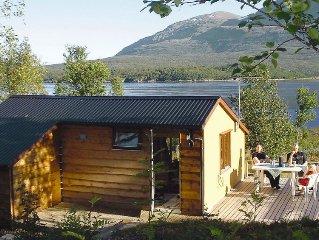 Ferienhaus Troms  in Straumsbukta, Nordnorwegen - 5 Personen, 2 Schlafzimmer