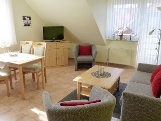Apartment Tjalkstrasse  in Norddeich, North Sea - 2 persons, 1 bedroom